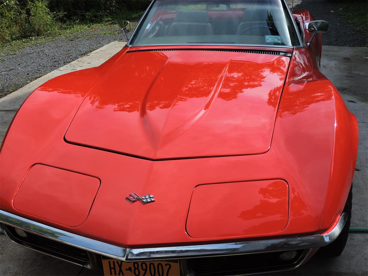 1969 Chevrolet Corvette (CC-1026916) for sale in Alplaus, New York