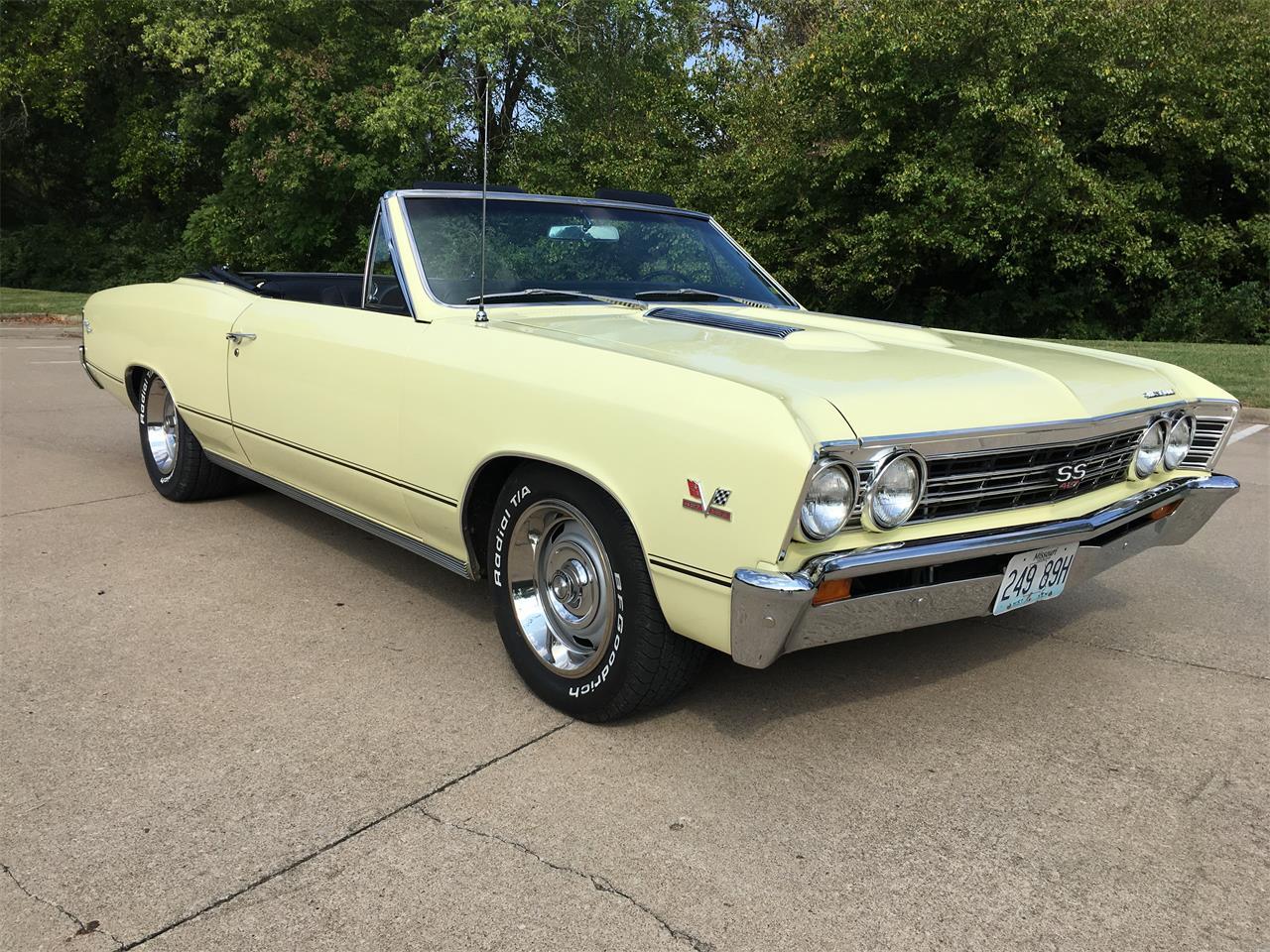 1967 Chevrolet Chevelle SS for Sale | ClassicCars.com | CC-1026920