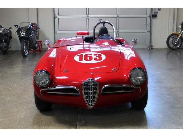 1956 Alfa Romeo Giulietta Spider (CC-1027123) for sale in San Carlos, California
