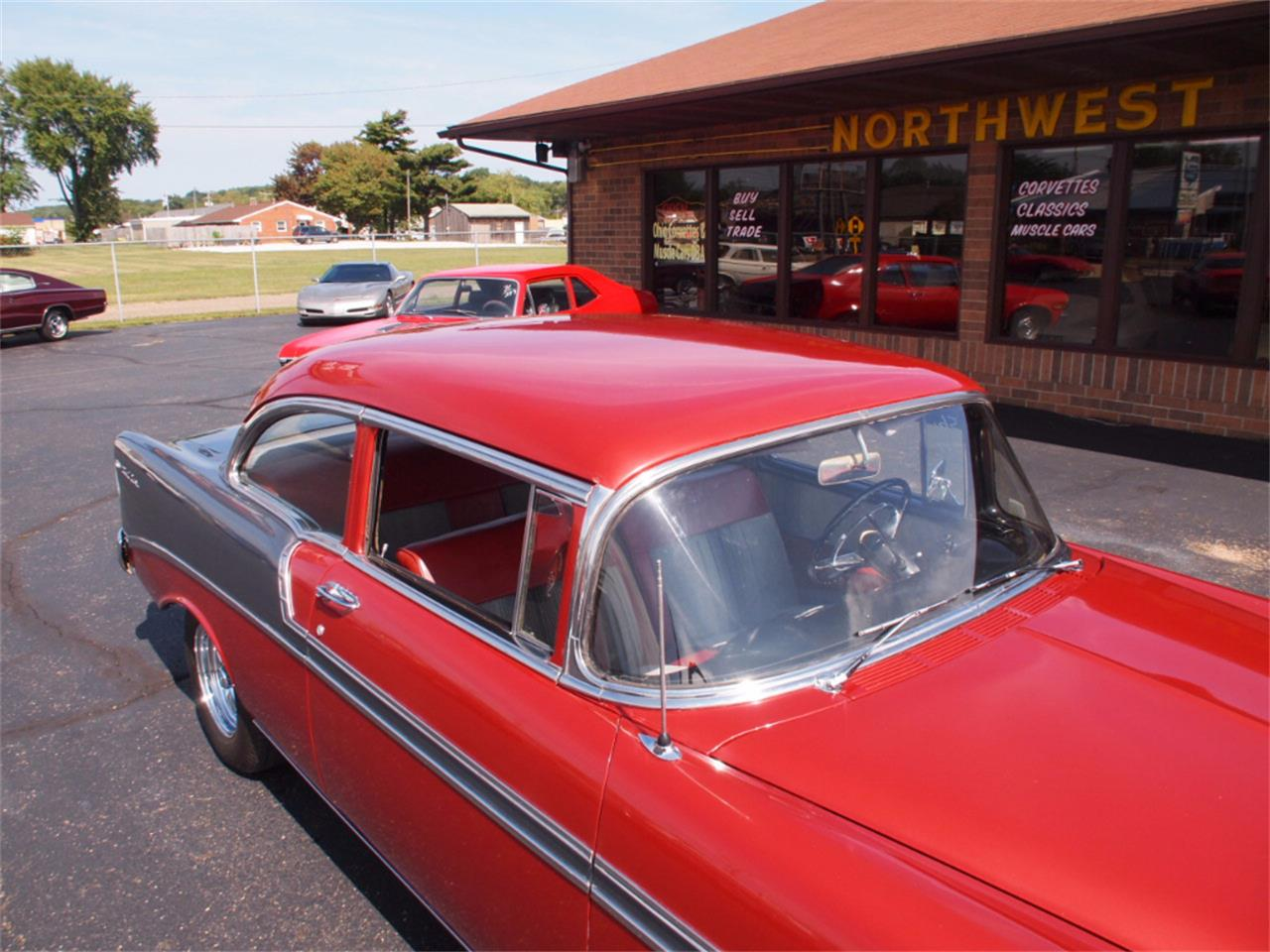 1956 Chevrolet Bel Air (CC-1020713) for sale in North Canton, Ohio
