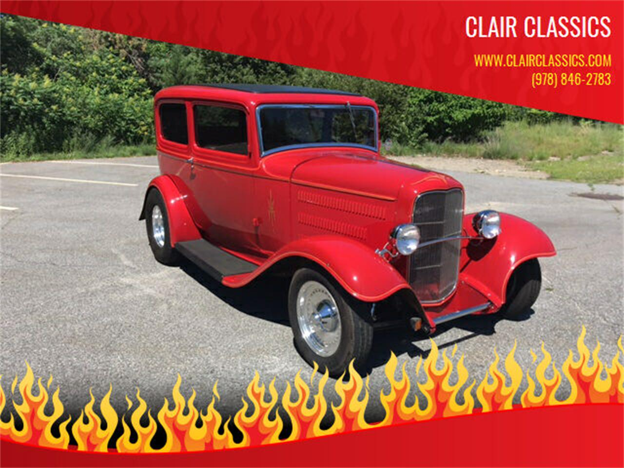 1932 Ford Custom (CC-1027169) for sale in Westford, Massachusetts