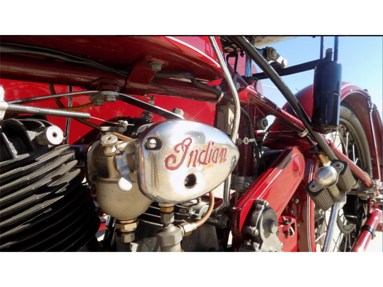1923 Indian Chief (CC-1027293) for sale in Auburn Hills, Michigan