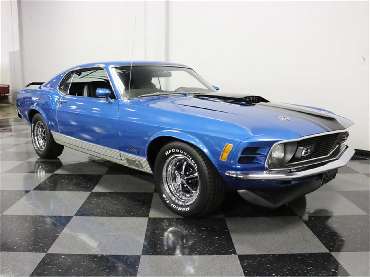 1970 Ford Mustang Mach 1 for Sale   ClassicCars.com   CC-1027427