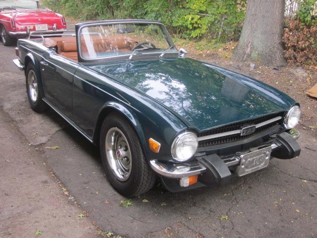 1974 Triumph TR6 (CC-1027642) for sale in Stratford, 06614