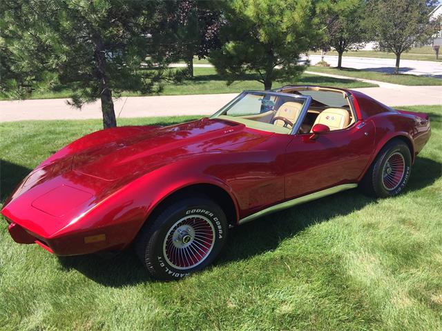 1976 Chevrolet Corvette (CC-1027800) for sale in Toledo, Ohio