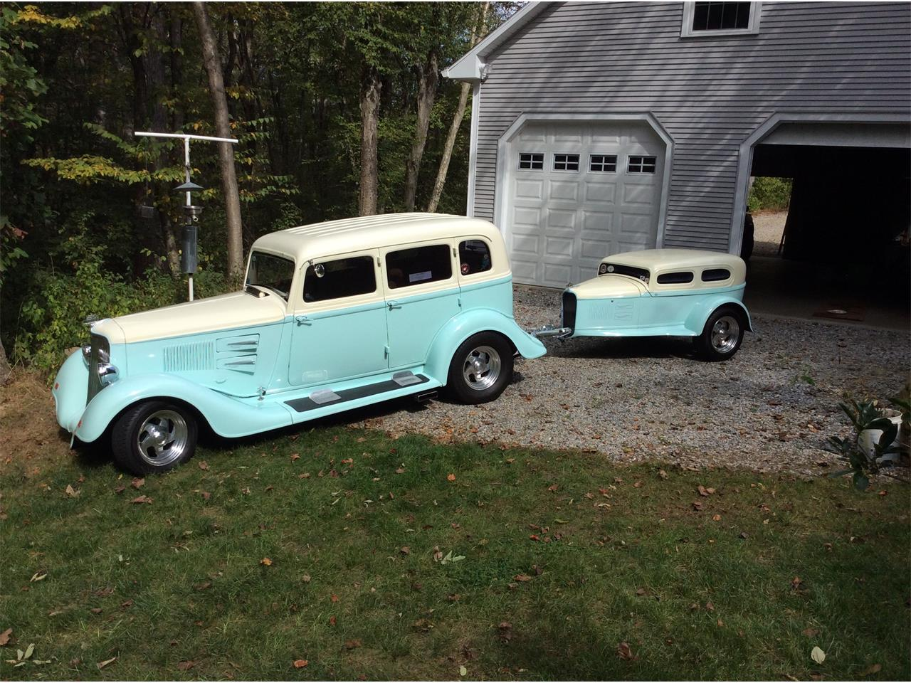 1934 Plymouth Street Rod (CC-1027908) for sale in Higganum, Connecticut