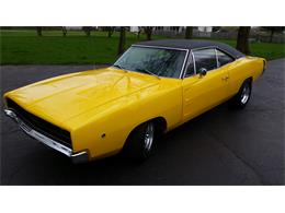 1968 Dodge Charger (CC-1027935) for sale in Spring Grove, Illinois