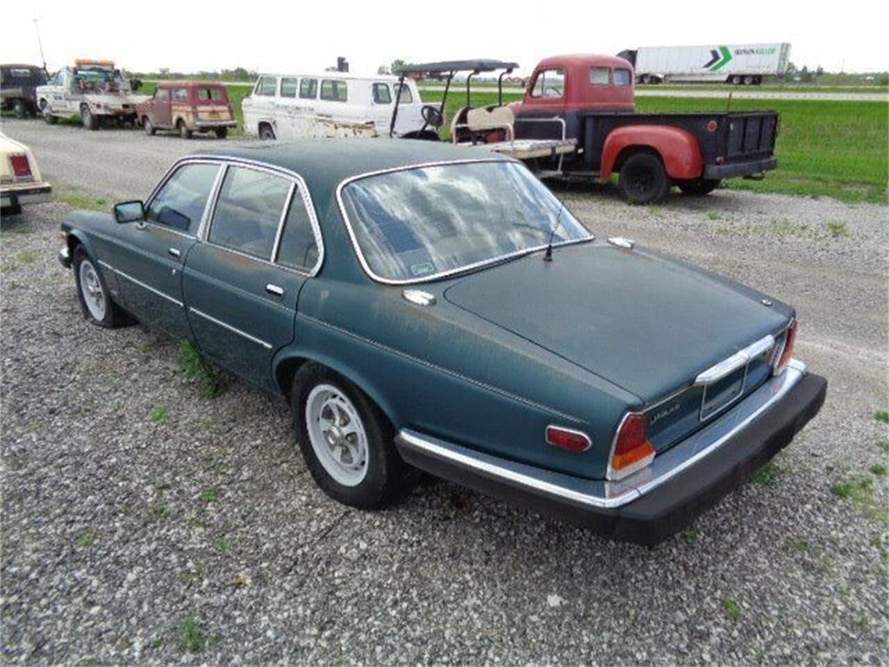 1978 Jaguar XJ6L (CC-1028048) for sale in Staunton, Illinois