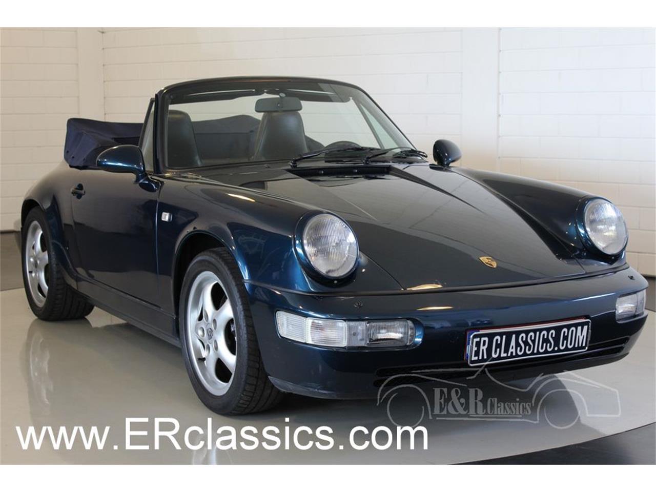 Pre Owned 1992 Porsche 911 Carrera