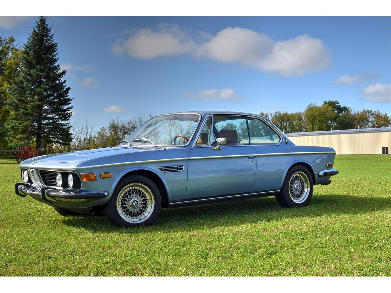 Classic Cars For Sale Mn >> 1973 Bmw 3 0cs For Sale Classiccars Com Cc 1028232