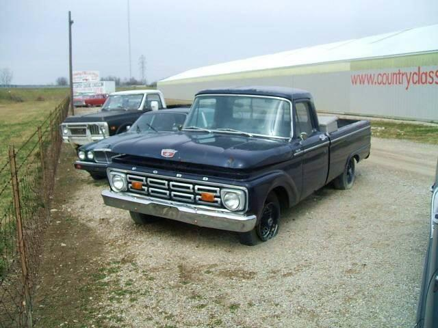 1964 Ford Custom (CC-1028278) for sale in Staunton, Illinois