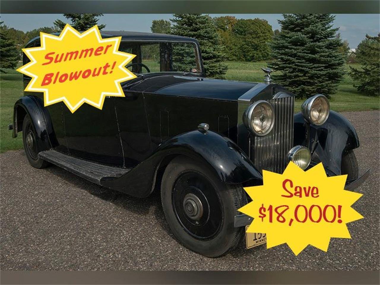 1935 Rolls-Royce Phantom for Sale | ClassicCars.com | CC ...