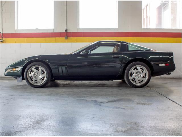 1990 Chevrolet Corvette (CC-1028946) for sale in Montreal, Quebec