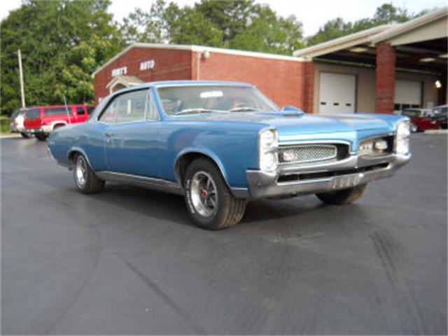 1967 Pontiac GTO (CC-1028976) for sale in Florence, Alabama