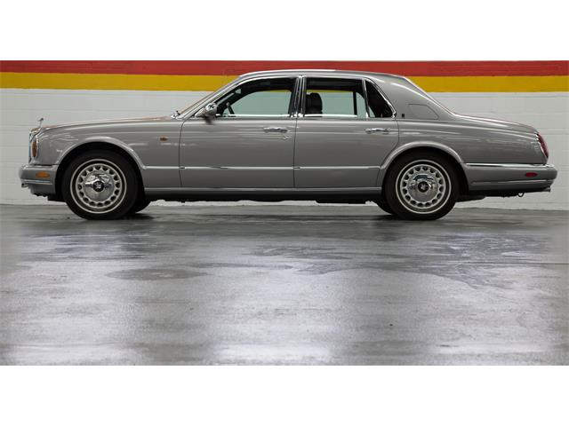 1999 Rolls-Royce Silver Seraph (CC-1028977) for sale in Montréal, Quebec