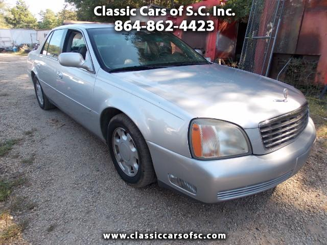 2000 Cadillac DeVille (CC-1029045) for sale in Gray Court, South Carolina