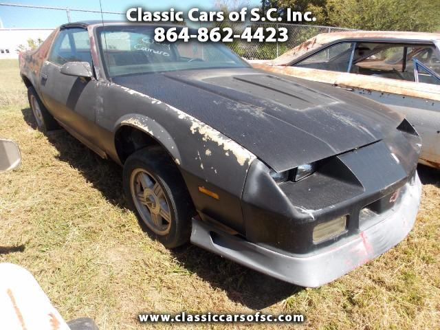 1989 Chevrolet Camaro (CC-1029053) for sale in Gray Court, South Carolina