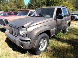 2002 Jeep Liberty (CC-1029054) for sale in Gray Court, South Carolina
