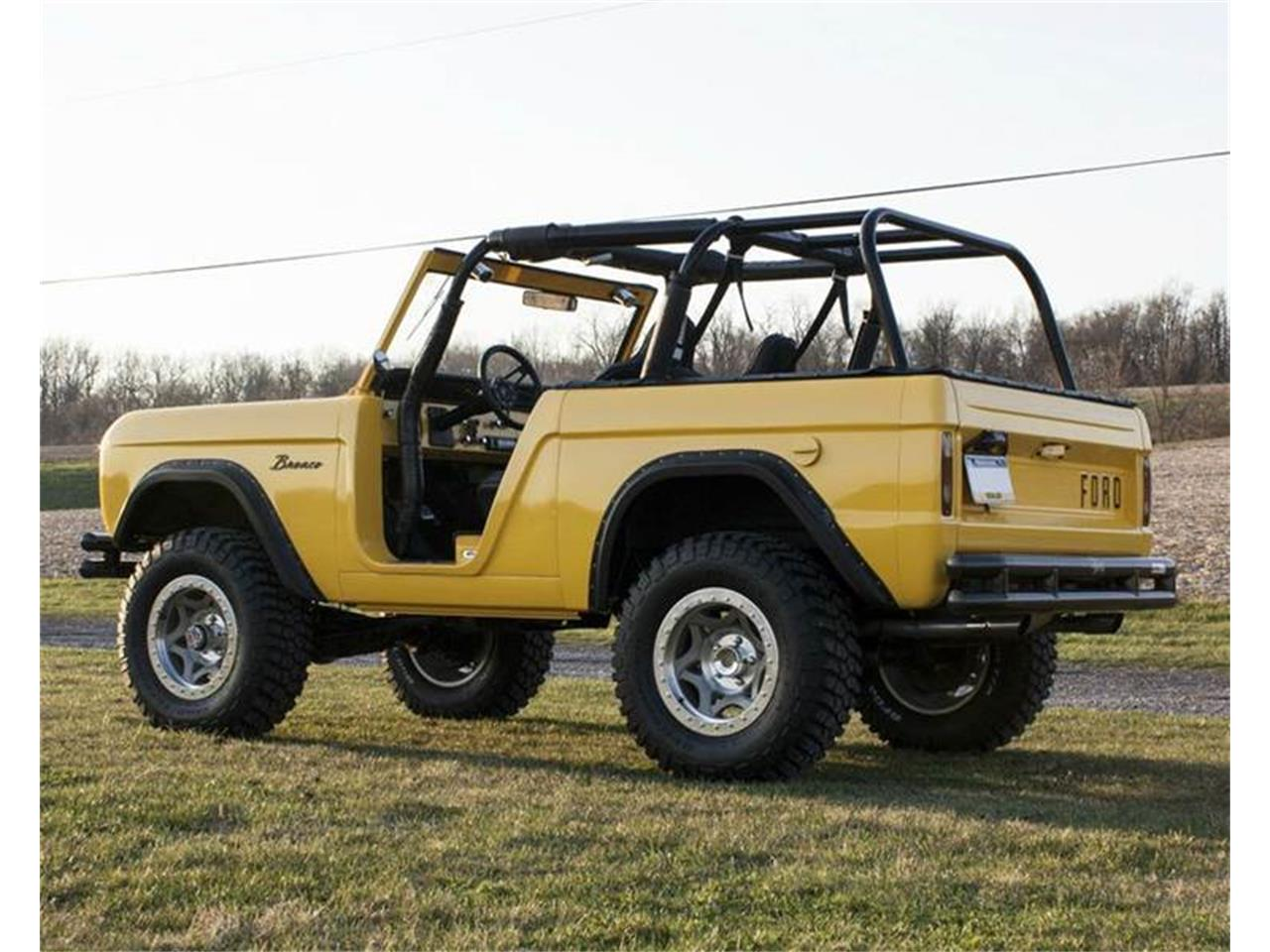 1967 Ford Bronco for Sale   ClassicCars.com   CC-1029077