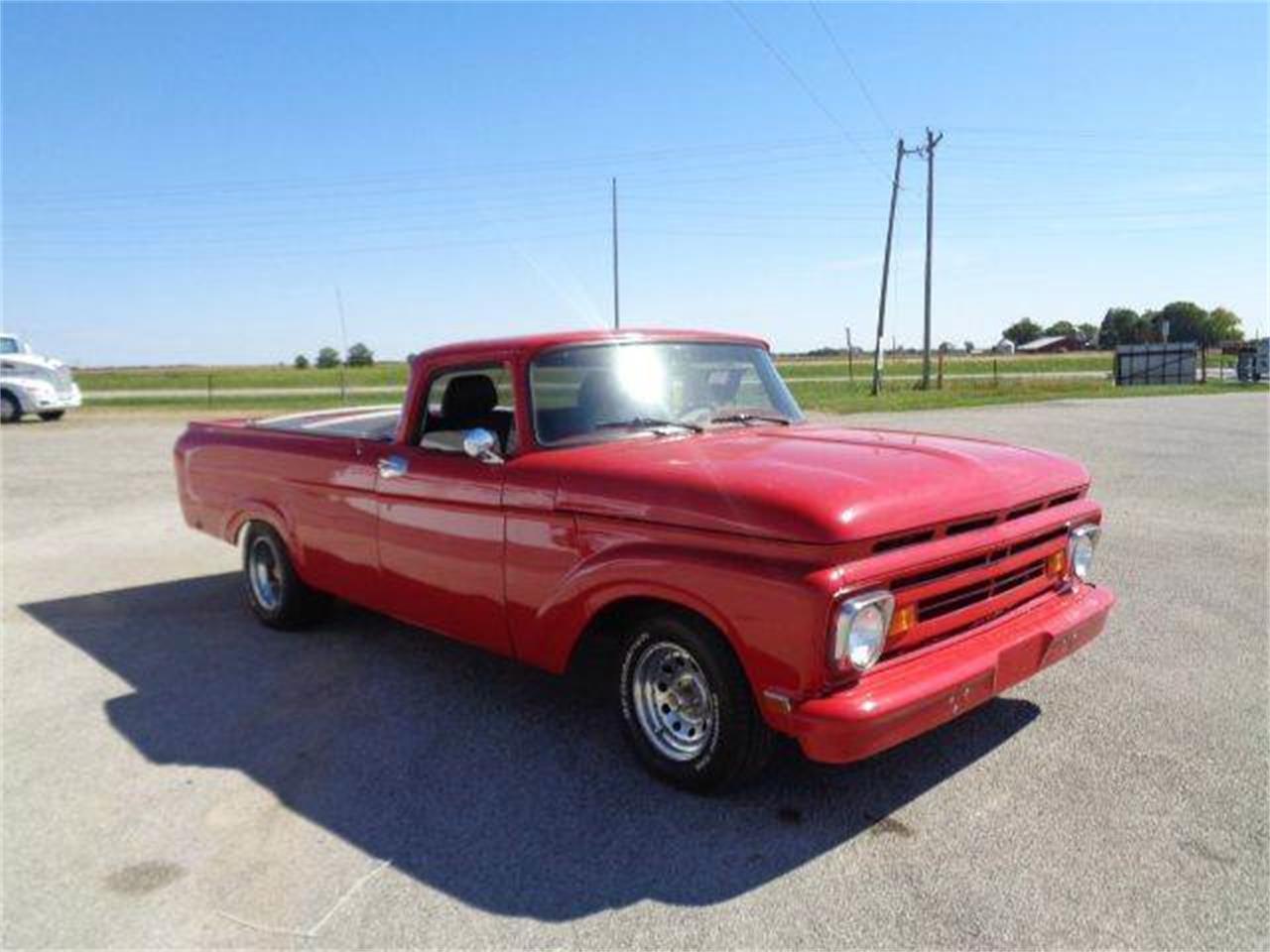 1962 Ford Pickup (CC-1029133) for sale in Staunton, Illinois