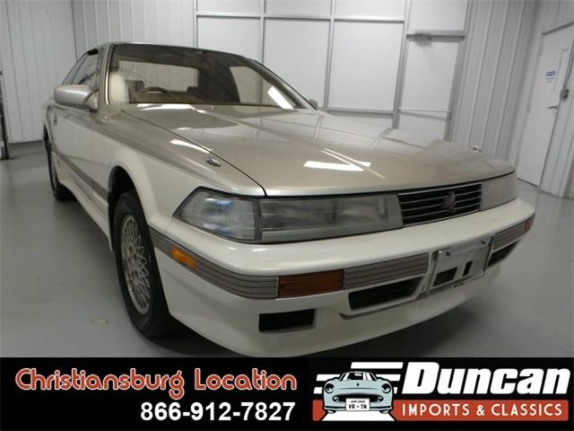 1986 Toyota Soarer (CC-1029499) for sale in Christiansburg, Virginia