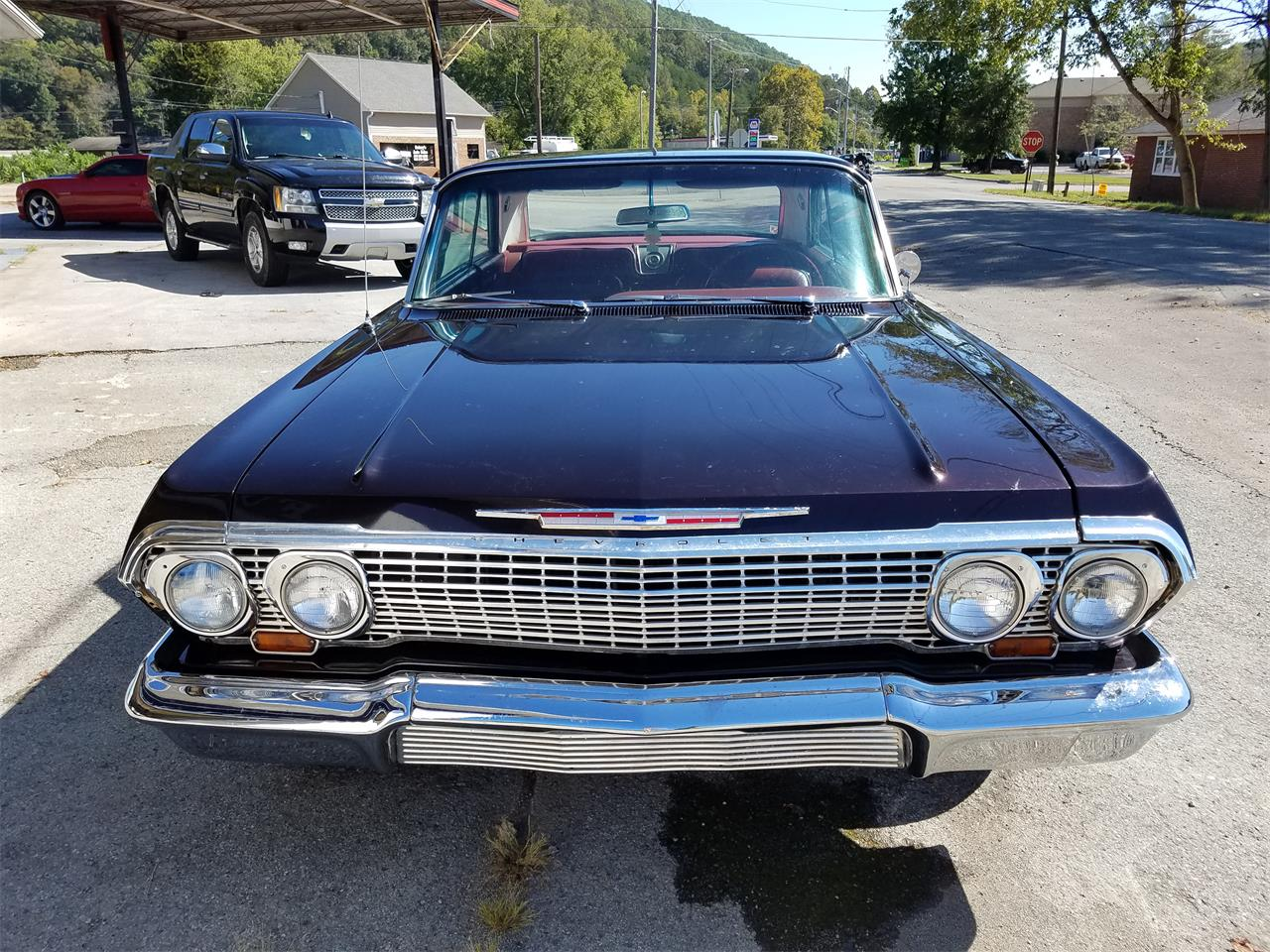 1963 Chevrolet Impala SS (CC-1029899) for sale in Knoxville, Tennessee