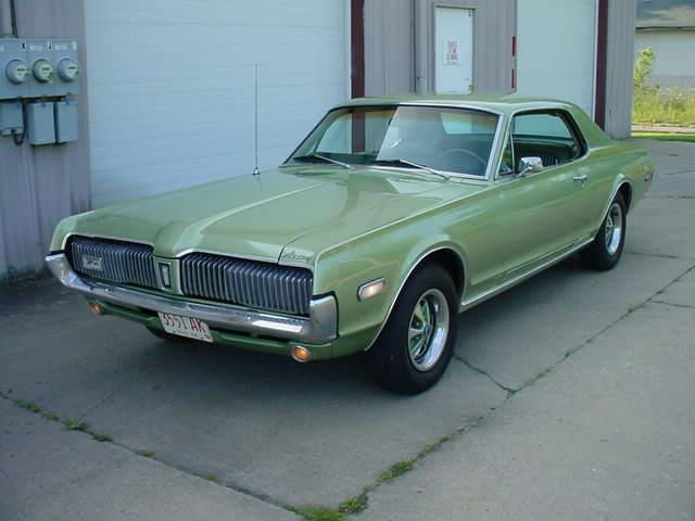 1968 Mercury Cougar (CC-1031120) for sale in Milford, Ohio