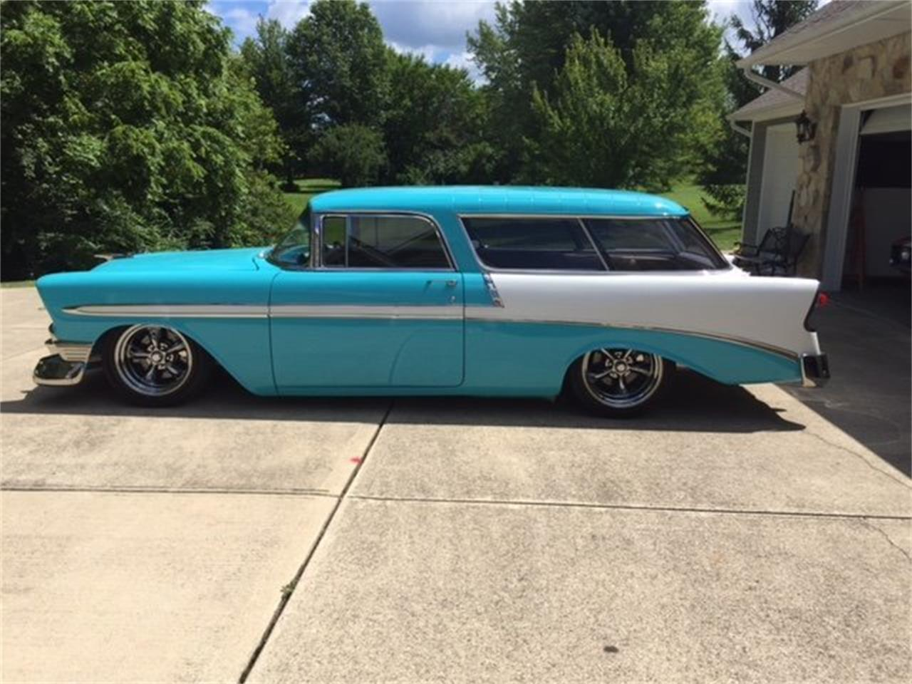 1956 Chevrolet Nomad (CC-1031130) for sale in Milford, Ohio