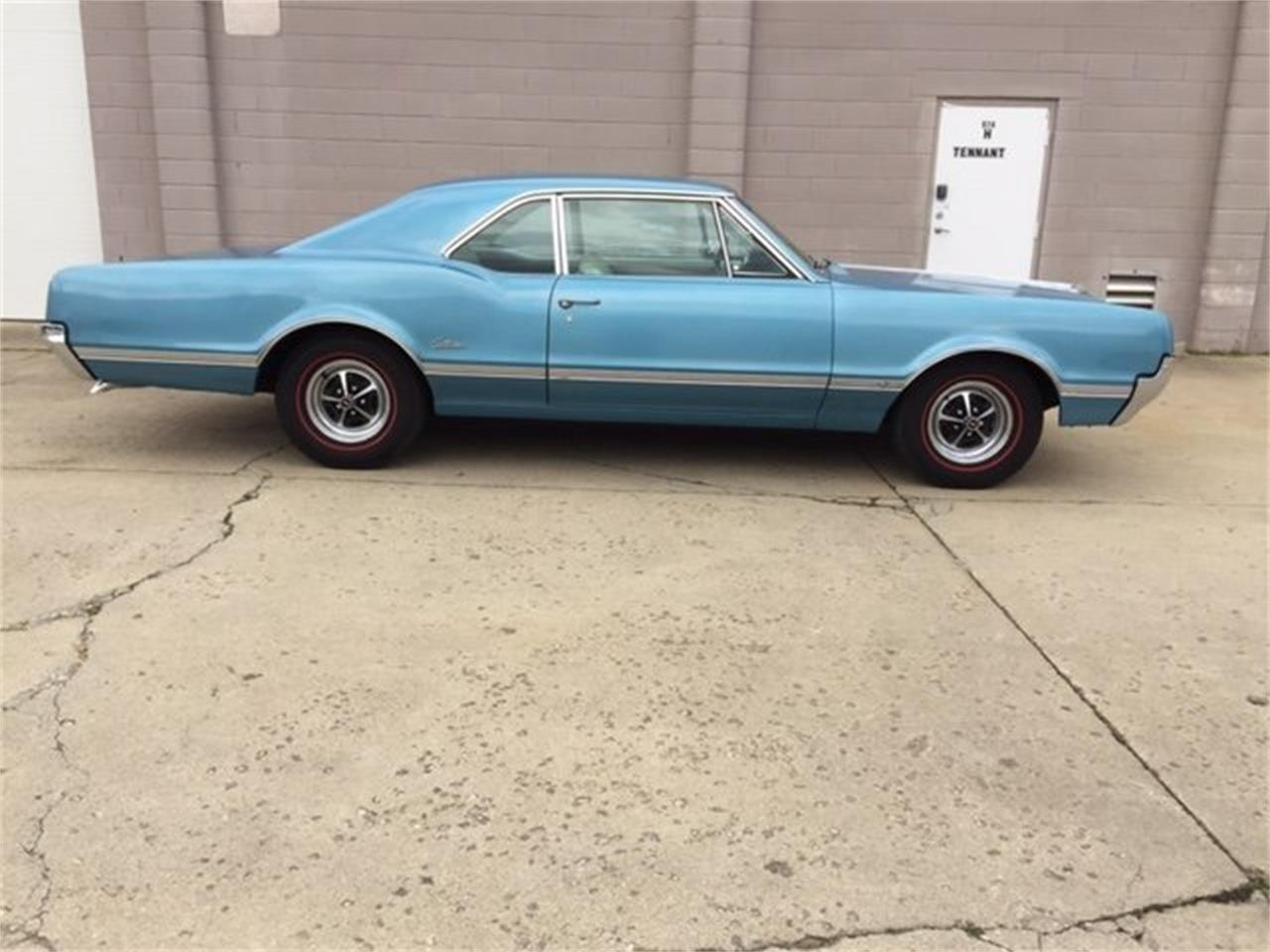 1966 Oldsmobile Cutlass (CC-1031136) for sale in Milford, Ohio