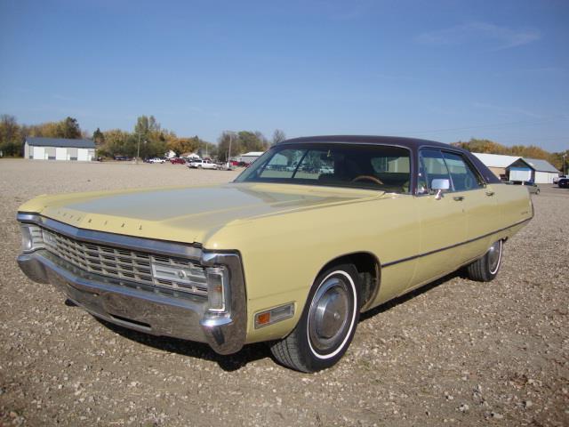 1971 Chrysler Imperial (CC-1031227) for sale in Milbank, South Dakota