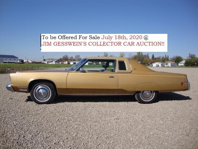 1975 Chrysler Imperial (CC-1031458) for sale in Milbank, South Dakota