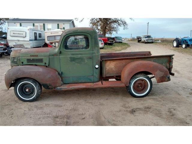 1946 Dodge 1/2-Ton Pickup (CC-1031492) for sale in Parkers Prairie, Minnesota