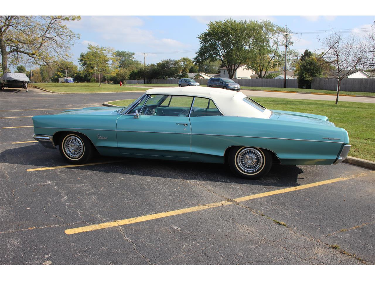 1966 Pontiac Catalina (CC-1031535) for sale in LAKE ZURICH, Illinois