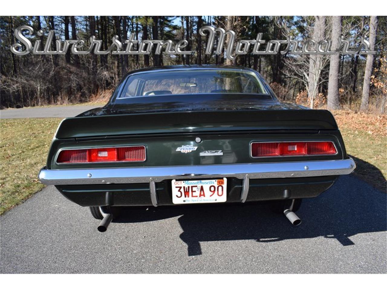 1969 Chevrolet Camaro (CC-1031708) for sale in North Andover, Massachusetts