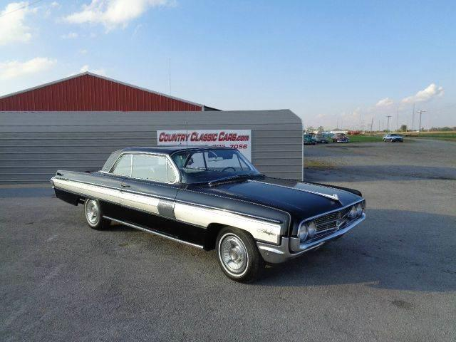 1962 Oldsmobile Starfire (CC-1031737) for sale in Staunton, Illinois