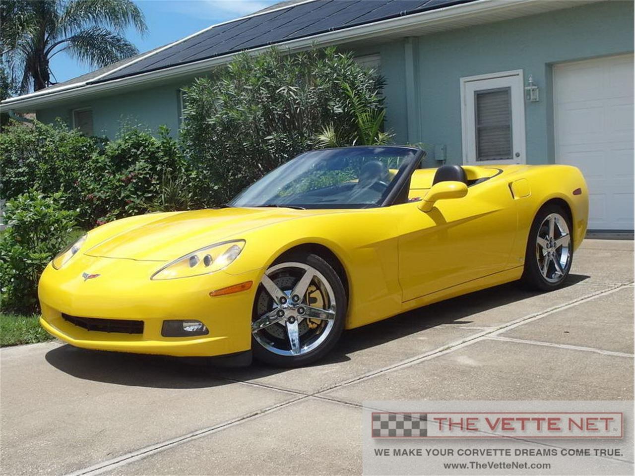 2006 Chevrolet Corvette (CC-1030175) for sale in Sarasota, Florida