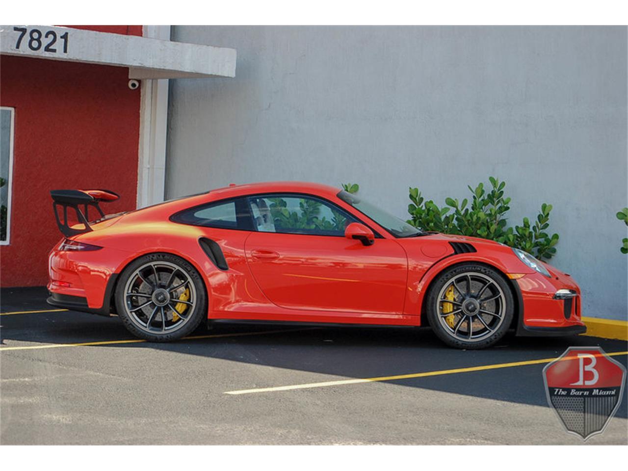 2016 Porsche 911 Gt3 Rs For Sale Classiccars Com Cc 1030242