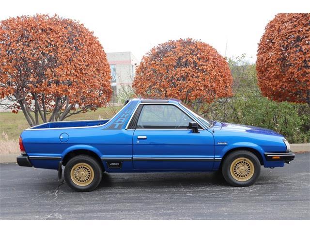 1983 Subaru Brat (CC-1032690) for sale in Alsip, Illinois