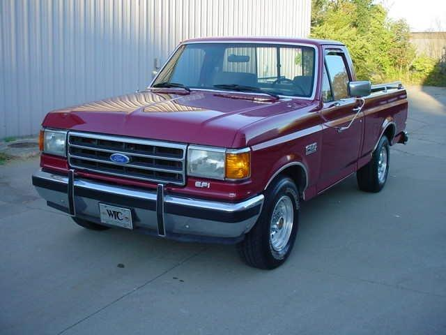1991 Ford F150 (CC-1032805) for sale in Milford, Ohio