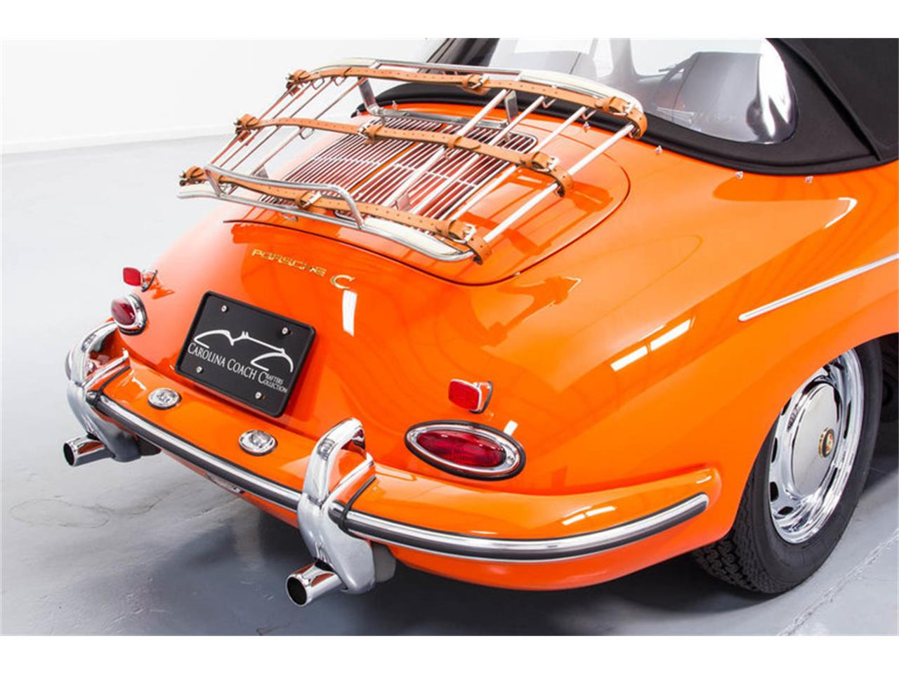 1965 Porsche 356C (CC-1030283) for sale in Mooresville, North Carolina