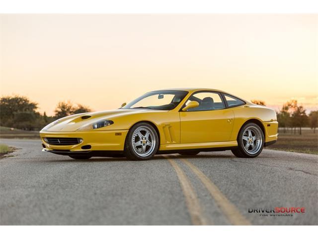 1997 Ferrari 550 Maranello (CC-1032868) for sale in Houston, Texas