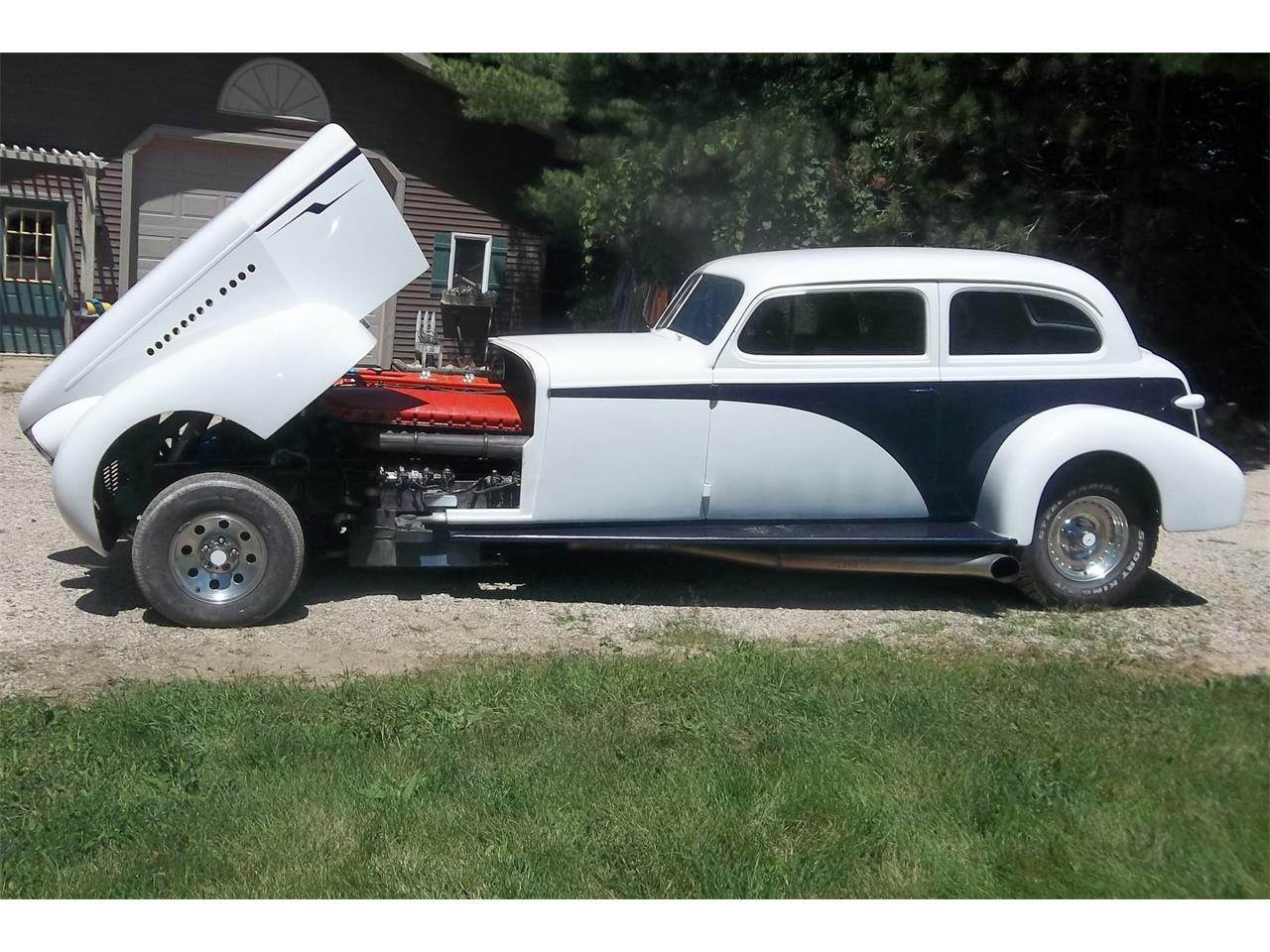 1939 Chevrolet Sedan (CC-1033495) for sale in vermonvtille, Michigan