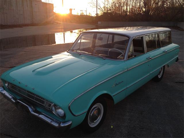 1961 Ford Falcon (CC-1033513) for sale in Branson, Missouri