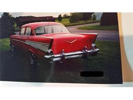 1957 Chevrolet Bel Air (CC-1033552) for sale in Wrightsville, Pennsylvania