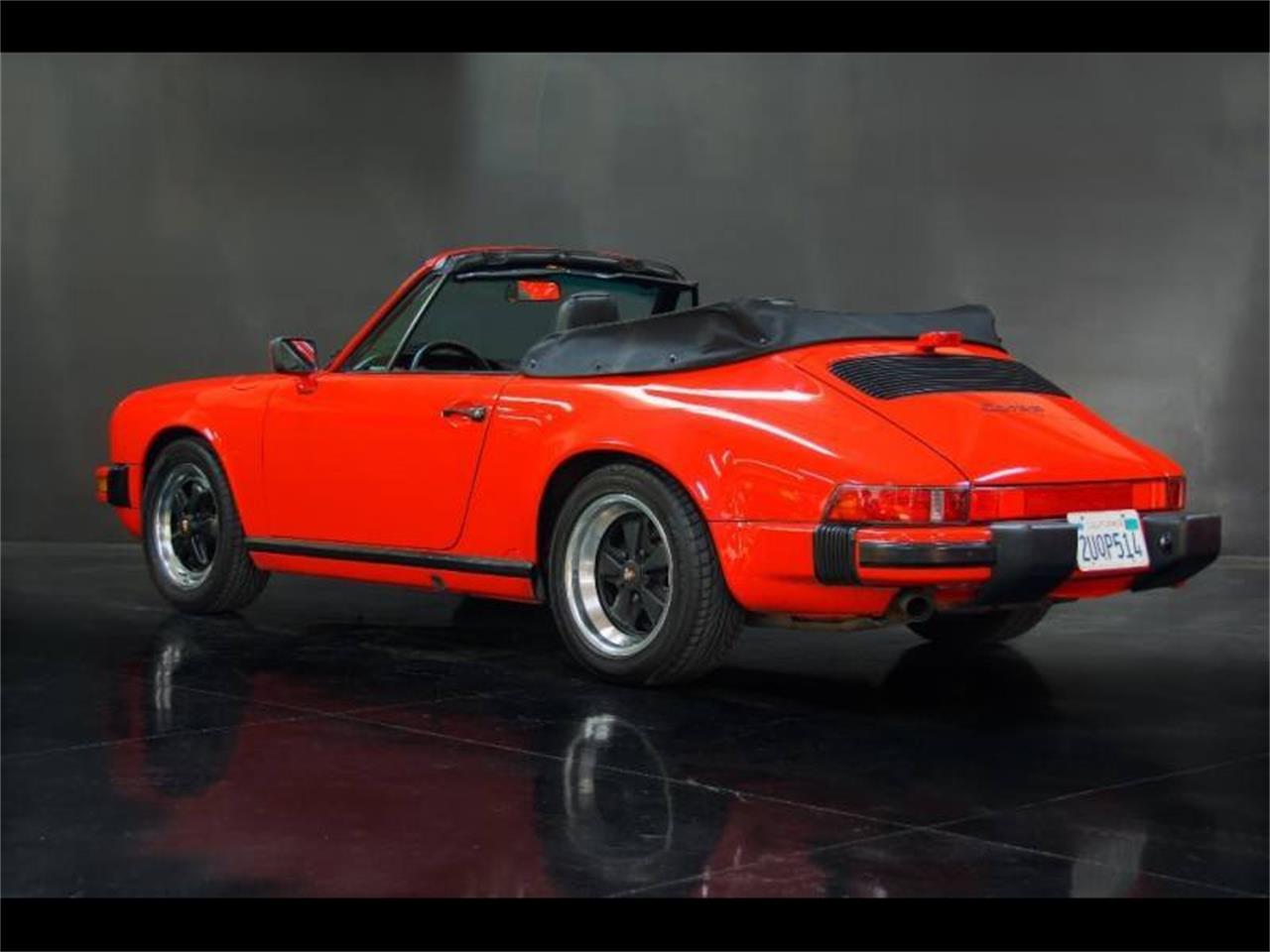 1989 Porsche 911 Carrera (CC-1033745) for sale in Milpitas, California
