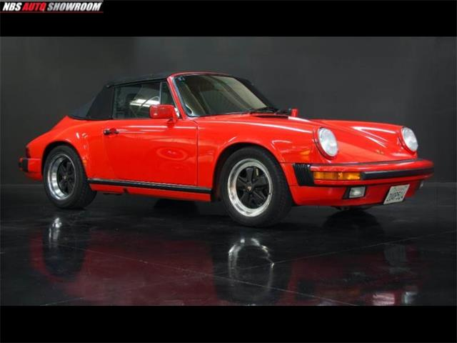 1989 Porsche 911 Carrera (CC-1033745) for sale in Milpitas, California