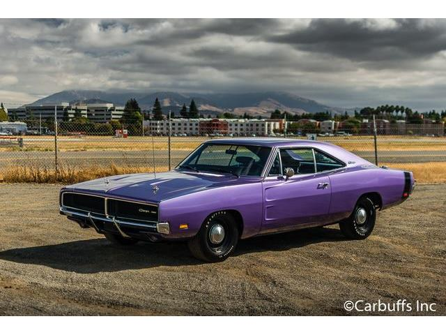 1969 Dodge Charger (CC-1033767) for sale in Concord, California