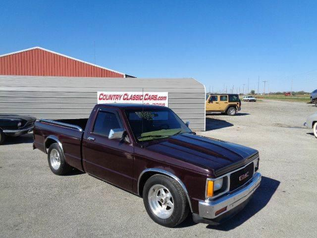 1982 Chevrolet S10 (CC-1034178) for sale in Staunton, Illinois
