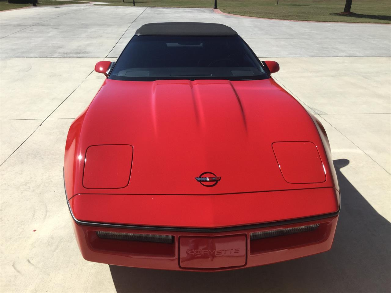 1989 Chevrolet Corvette (CC-1034562) for sale in Sevierville, Tennessee