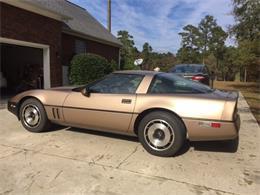 1985 Chevrolet Corvette (CC-1034889) for sale in Santee, South Carolina